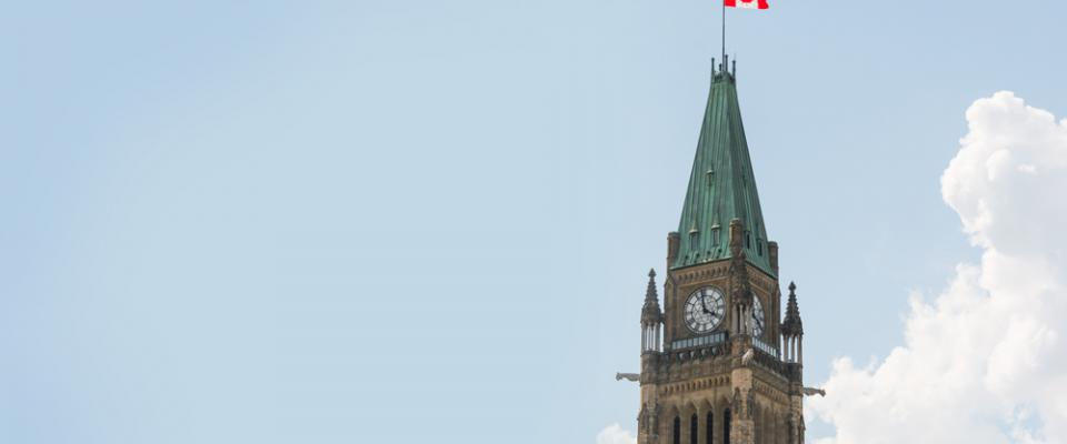 Peace Tower, Ottawa