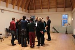 Workshop Machaut Psallentes & Hendrik Vanden Abeele