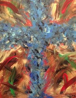 8 x 10 Flat Canvas