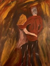 Aunt Kimmy's Painting
