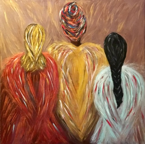 (Week 29) Angels and the Nations