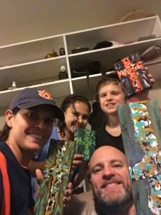 4 Crosses found their Auburn forever home!