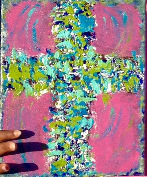 D'kresha's Cross