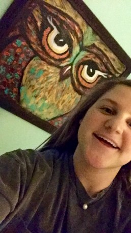 """Remember """"Hoo"""" you are and """"Hoo's"""" you are-Happy 17th My Girl"""