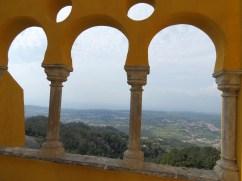 Pena Palace Arch