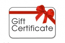 PS&Ed Gift Certificate