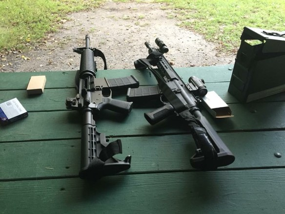 AR Carbine Rifles
