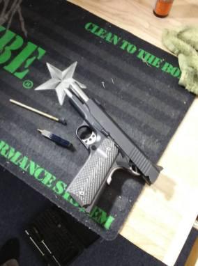 Kahr Arms 1911 9mm