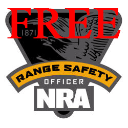 FREE NRA Range Safety Officer (RSO) Certification