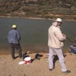 Ρέθυμνο: Ψάρεμα κυπρίνου στο Φράγμα Ποταμών