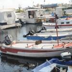 """""""Ακόμη περιμένουν"""" οι ψαράδες για τη νομιμοποίηση στην Αγ. Τριάδα"""