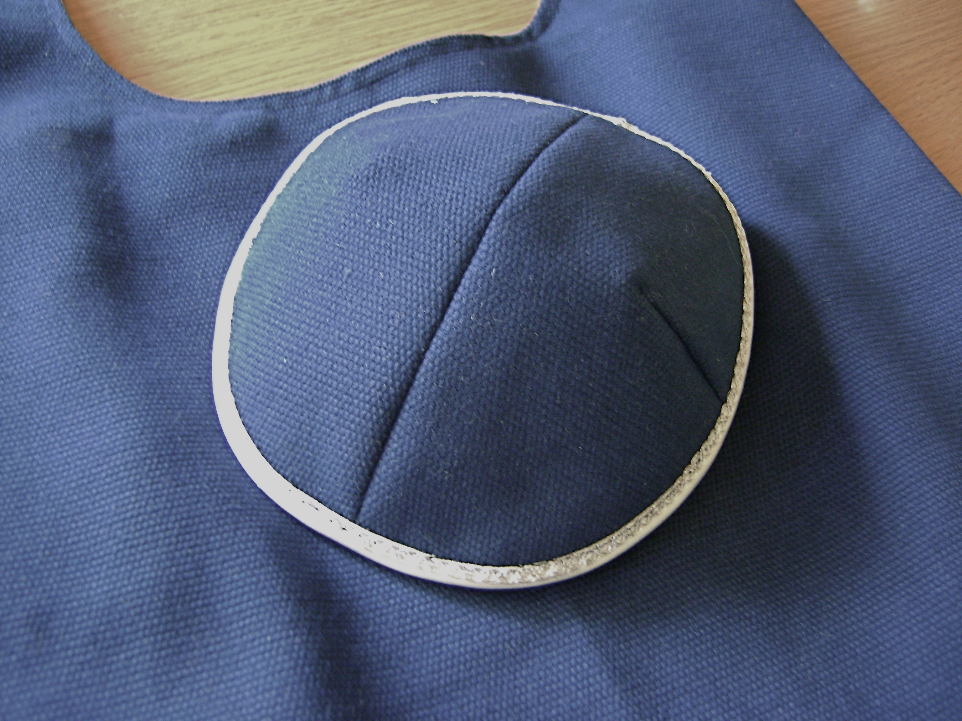 Kippah and Bag