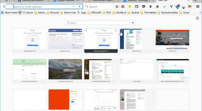 Using a Browser for work. Tips and Tricks