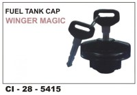 Fuel Tank Lock W/Keys Magic, Winger CI-5415