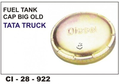Fuel Tank Cap Big Old Tata Truck CI-922