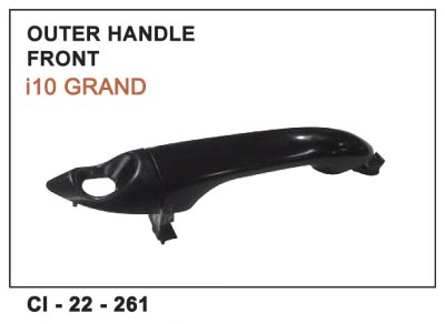 Outer Door Handle I10 Grand Front RHS CI-261R