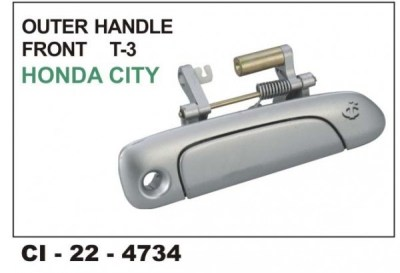 Outer Door Handle Honda City T-3 Front RHS CI-4734R