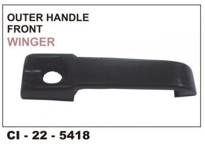 Outer Door Handle Tata Winger Front LHS CI-5418L