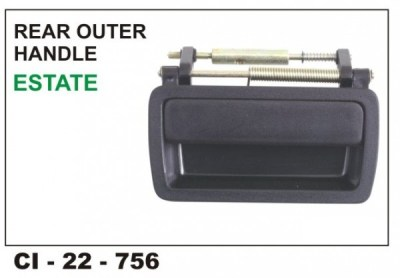 Outer Door Handle Tata Estate Rear RHS CI-756R