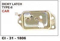 Dicky Latch Assembly Maruti Car 800 Type 2 CI-1806