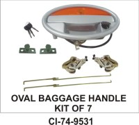 Baggage Handle Bus Oval Type W/Kit
