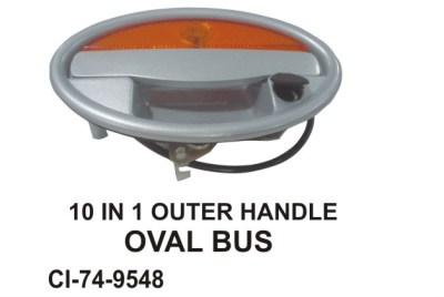 10 in 1 Outer Handle Oval Bus