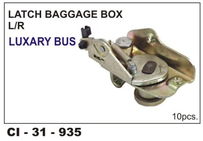 Baggage Box Latch Right