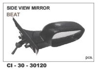 Side View Mirror Chevrolet Beat