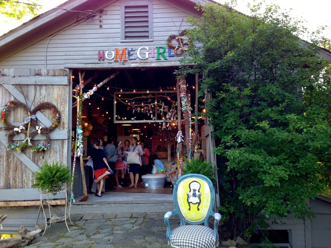 Homegirl Barn Sale