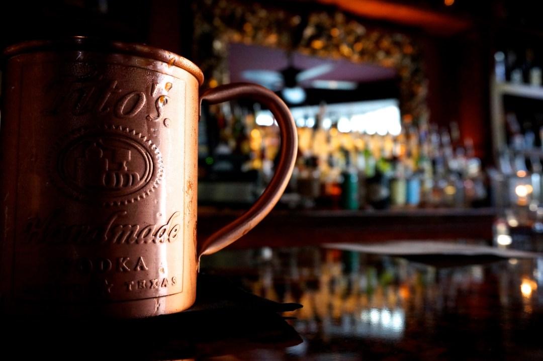 Fahrenheit Bourbon Mule