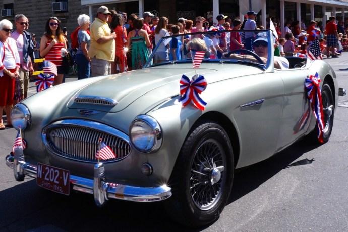 Lakeside July 4 Parade