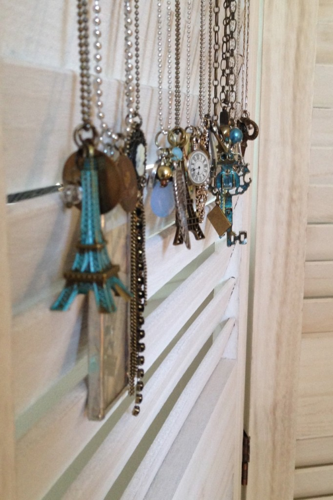Handmade necklaces and earrings with a certain je ne sais quoi :)