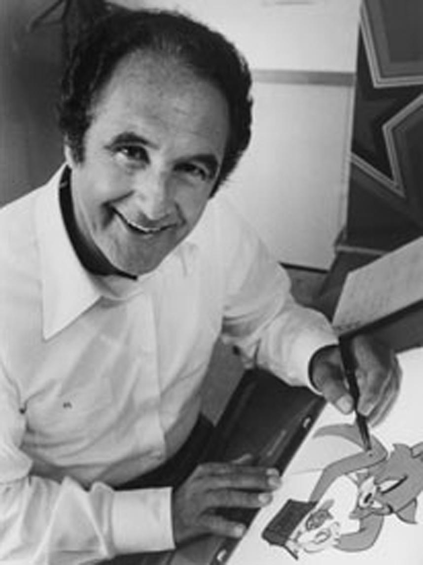 Joseph Barbera  Palm Springs Celebrity Homes  Celebrity
