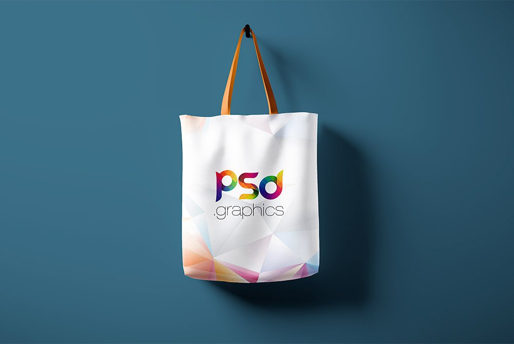 Hanging Tote Bag Mockup Free PSD  PSD Graphics