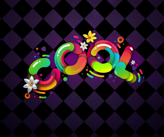 "Create ""Cool"" Typography Using Paths in Photoshop"