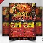 Restaurant Flyer Psd Template Psd Zone