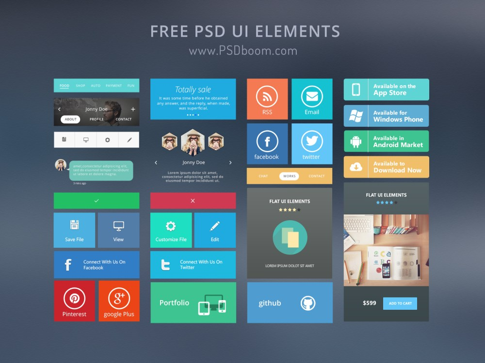 Free_PSD_UI_elements_PSDboom