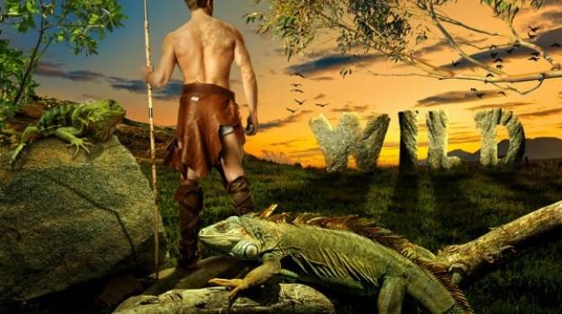 ancient warriors psd material