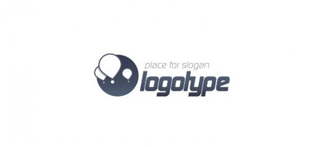 balloon logo vector template for blog
