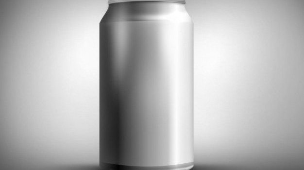 blank cans psd layered material