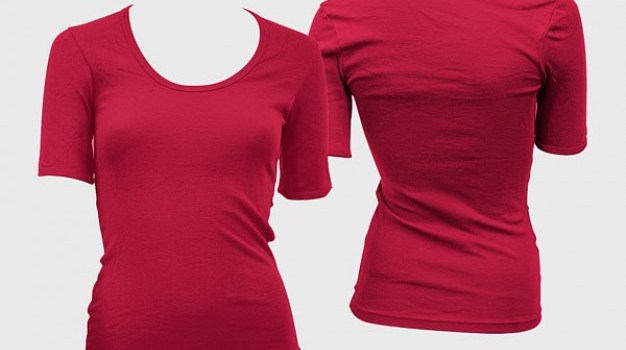 blank trend of female models  short sleeved t shirt template  gomedia produced  psd layered material