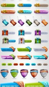 crystal texture shopping theme button psd layered material
