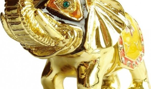 golden elephant psd layered material