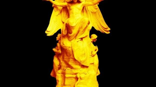 gorgeous western sculpture