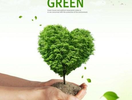 green psd layered material