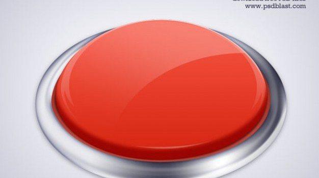 high resolution push button icon  psd