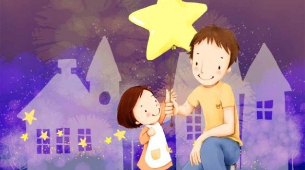 korean children s illustrator psd material