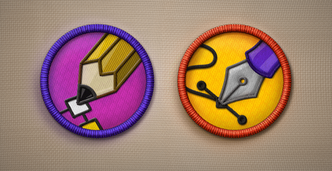 Merit Badge Icons