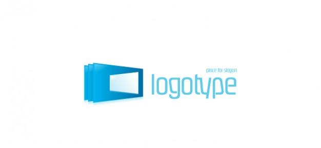modern communication logo vector template