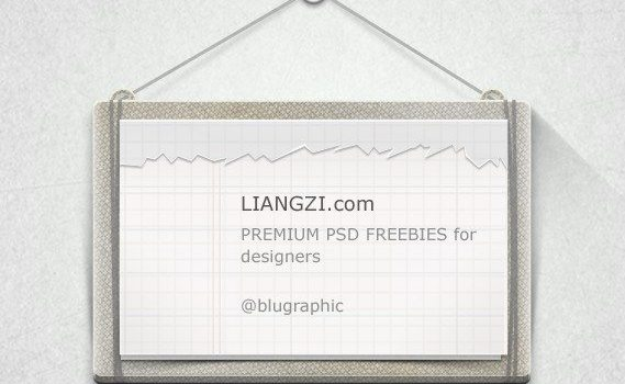 Refinement of graph paper Blackboard PSD